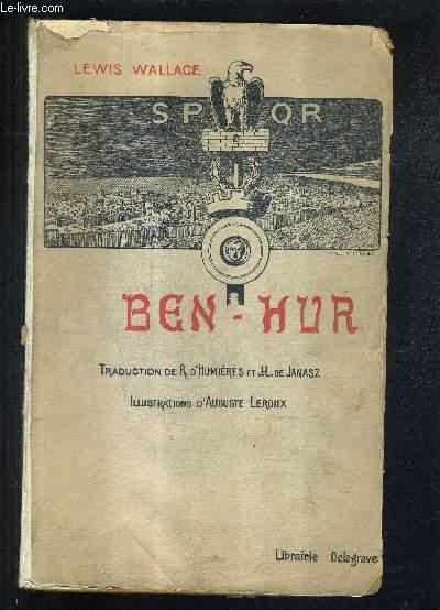 BEN-HUR LE PRINCE DE JERUSALEM.