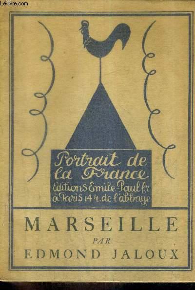 MARSEILLE / COLLECTION PORTRAIT DE LA FRANCE N°6.