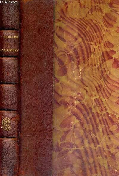 DESCARTES / COLLECTION LES GRANDS ECRIVAINS FRANCAIS / 2E EDITION.