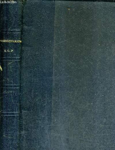 PROCESSIONARIUM JUXTA RITUM S.ORDINIS PRAEDCATORUM APOSTOLICA AUCTORITATE APPROBATUM REVERENDISSIMI IN CHRISTO PATRIS - EJUSDEM ORDINIS MAGISTRI GENERALIS JUSSU RECOGNITUM ET EDITUM - ANNO DOMINI MDCCCCXXX.