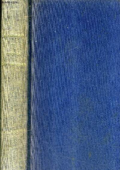 ETUDES LITTERAIRES - TOME 1 - PAUL VALERY ANDRE GIDE MARCEL PROUST HENRI BERGSON PAUL CLAUDEL CHARLES PEGUY.