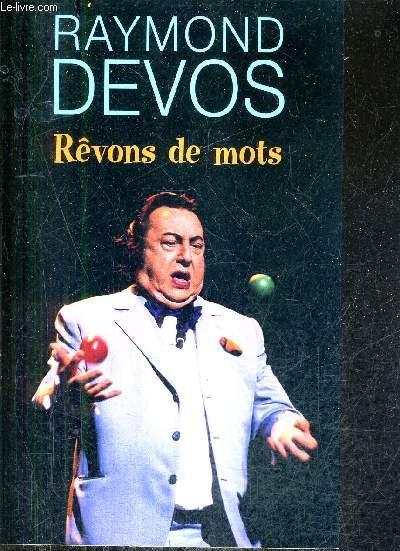 REVONS DE MOTS.