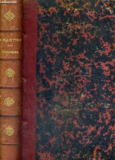 MEMOIRES INEDITS DE LAMARTINE 790-1815.