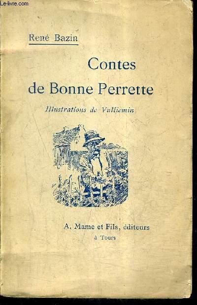 CONTES DE BONNE PERRETTE.