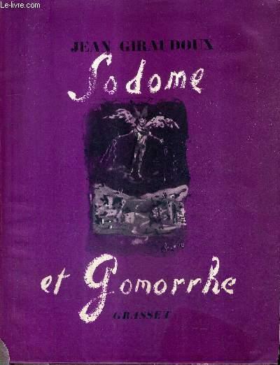 SODOME ET GOMORRHE - PIECE EN DEUX ACTES.