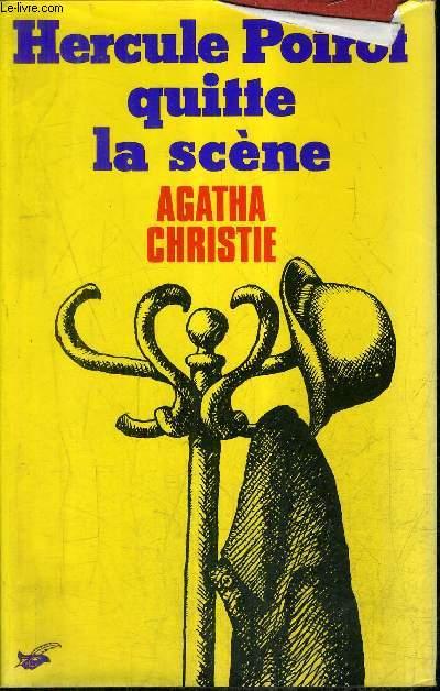 HERCULE POIROT QUITTE LA SCENE (CURTAIN) (POIROT'S LAST CASE).
