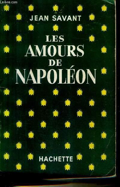 LES AMOURS DE NAPOLEON.