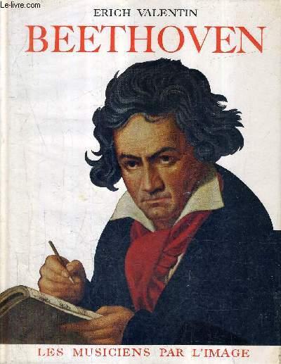 BEETHOVEN - COLLECTION LES MUSICIENS PAR L'IMAGE.