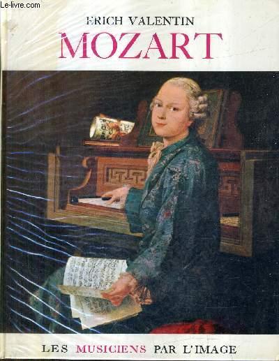 MOZART / COLLECTION LES MUSICIENS PAR L'IMAGE.