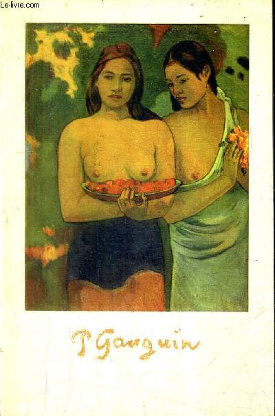 GAUGUIN / COLLECTION BIBLIOTHEQUE ALDINE DES ARTS.
