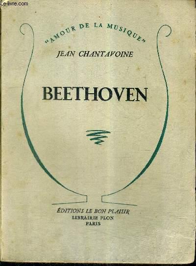 BEETHOVEN / COLLECTION AMOUR DE LA MUSIQUE - NOUVELLE EDITION.