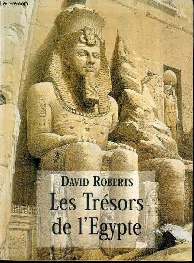 LES TRESORS DE L'EGYPTE.