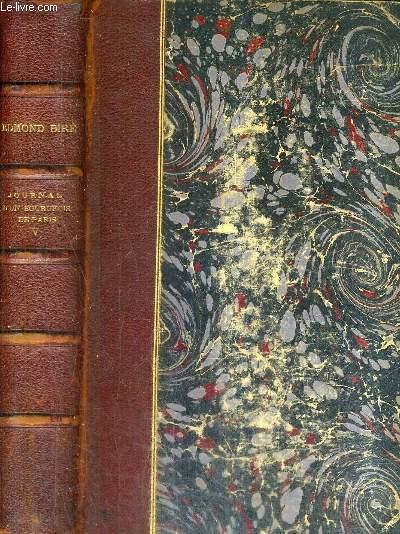 JOURNAL D'UN BOURGEOIS DE PARIS PENDANT LA TERREUR - TOME 5 : LA CHUTE DE ROBESPIERRE (10 AVRIL - 28 JUILLET 1794).
