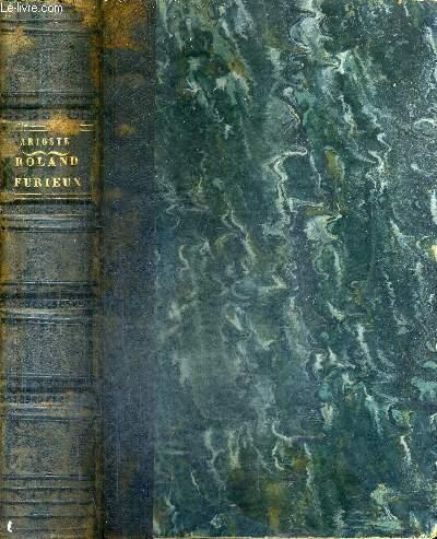 ROLAND FURIEUX - TRADUCTION NOUVELLE ET EN PROSE PAR M.V. PHILIPON DE LA MADELAINE.
