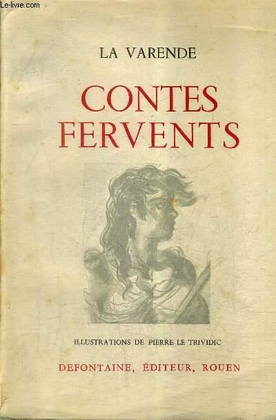CONTES FERVENTS.