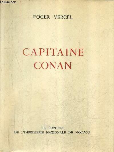 CAPITAINE CONAN / COLLECTION DES PRIX GONCOURT.