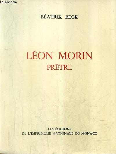 LEON MORIN PRETRE / COLLECTION DES PRIX GONCOURT.