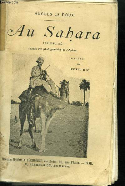 AU SAHARA.