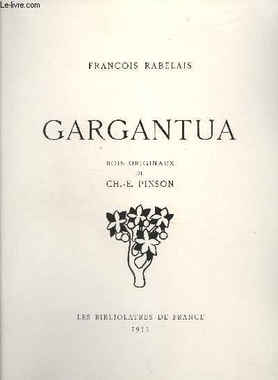 GARGANTUA - PANTAGRUEL - 2 VOLUMES.