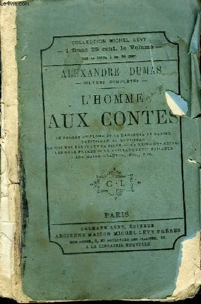 L'HOMME AUX CONTES.
