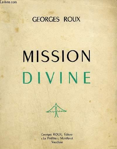 MISSION DIVINE.