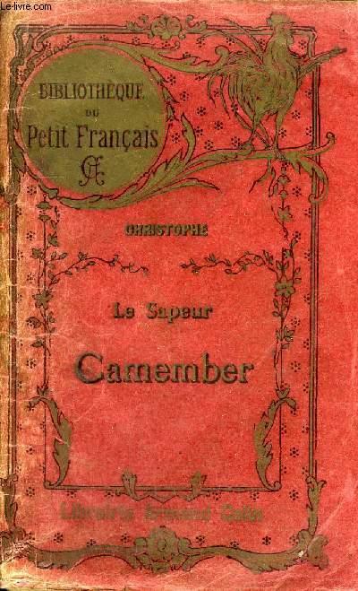 LES FACETIES DU SAPEUR CAMEMBER - 13E EDITION - COLLECTION BIBLIOTHEQUE DU PETIT FRANCAIS.