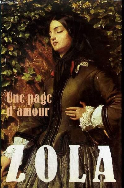 UNE PAGE D'AMOUR.