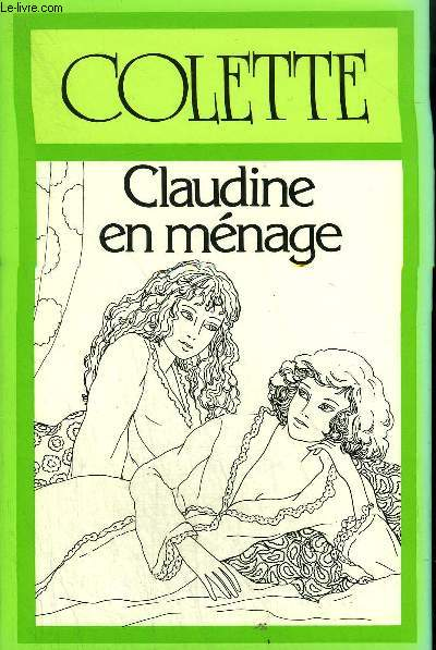 CLAUDINE EN MENAGE.