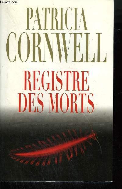 REGISTRE DES MORTS .