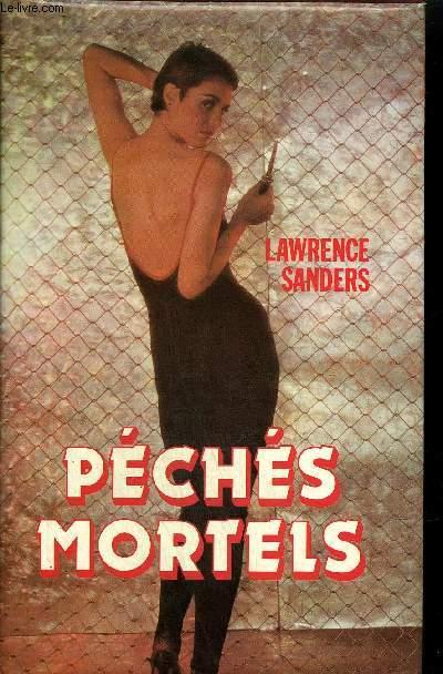 PECHES MORTELS - ROMAN.