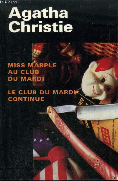 MISS MARPLE AU CLUB DU MARDI LE CLUB DU MARDI CONTINUE.