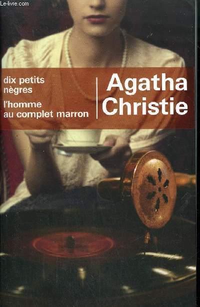 DIX PETITS NEGRES - L'HOMME AU COMPLET MARRON .