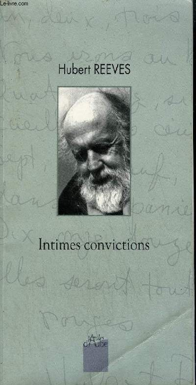 INTIMES CONVICTIONS.