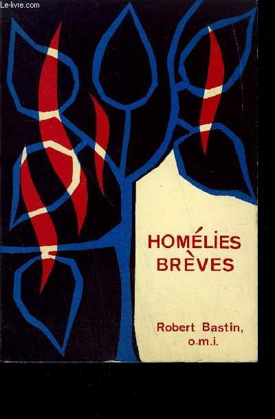 HOMELIES BREVES