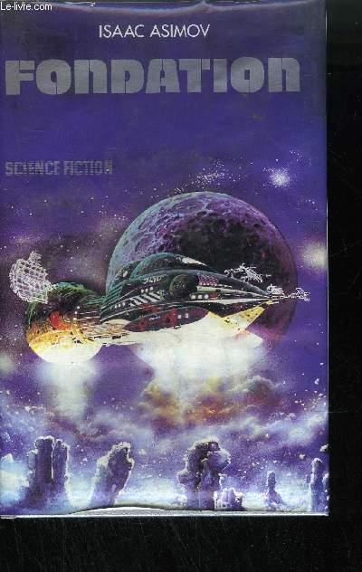 FONDATION - SCIENCE FICTION