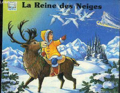 LA REINE DES NEIGES- LIVRE A SYSTEME /COLLECTION PANORAMA