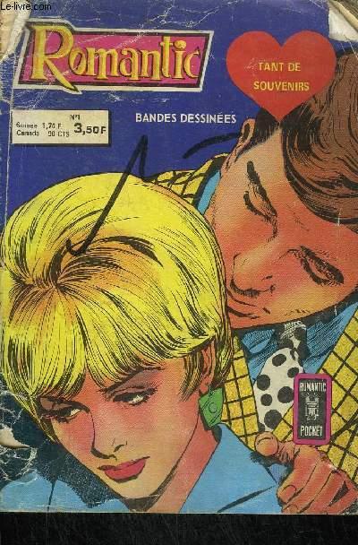 TANT DE SOUVENIRS / COLLECTION ROMANTIC BANDES DESSINEES - ROMANTIC POCKET