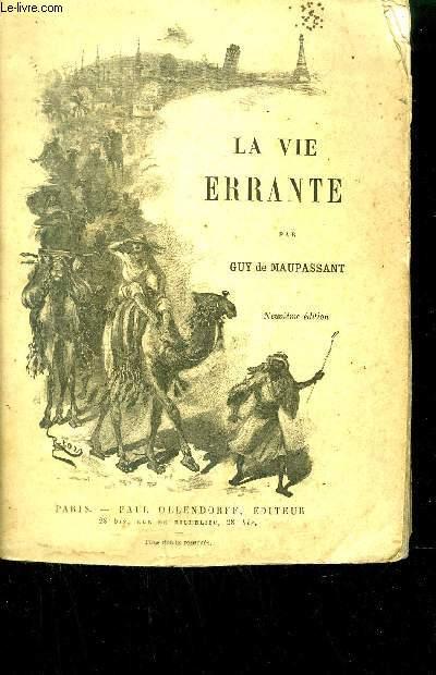 LA VIE ERRANTE - 9eme édition
