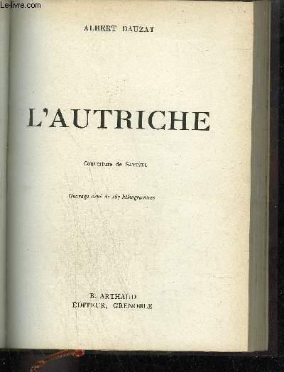 L'AUTRICHE