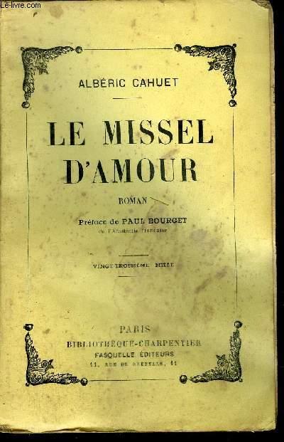 LE MISSEL D'AMOUR