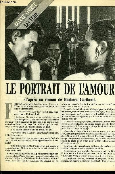 BS LECTURE N°3435 - LE PORTRAIT DE L'AMOUR