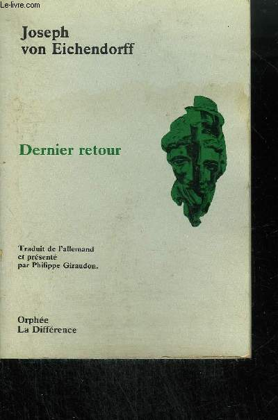 DERNIER RETOUR