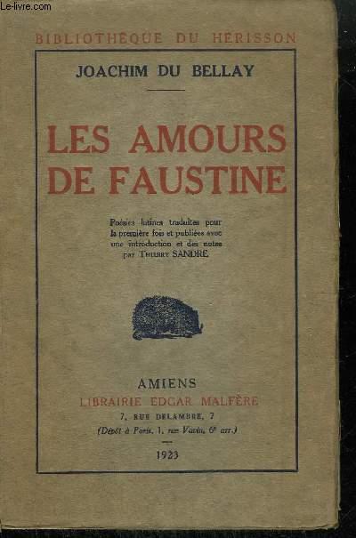 LES AMOURS DE FAUSTINE