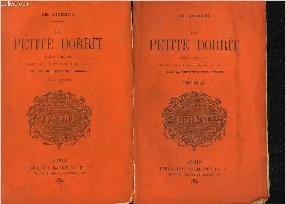 LA PETITE DORRIT - TOME 1 ET 2