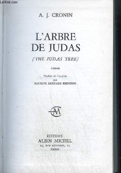 L'ARBRE DE JUDAS