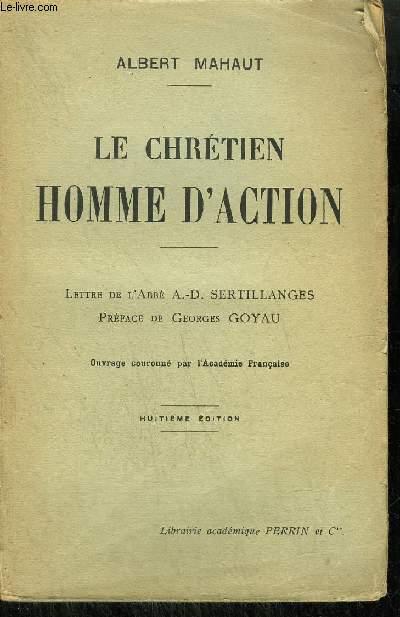 LE CHRETIEN HOMME D'ACTION