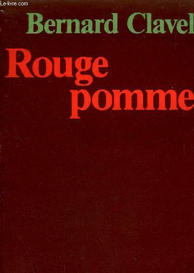 ROUGE POMME