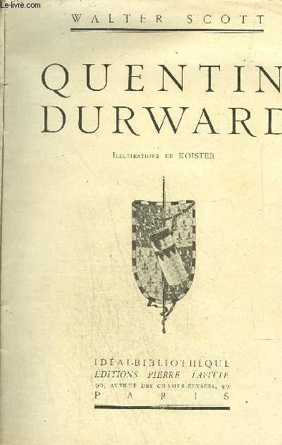 QUENTIN DURWALD