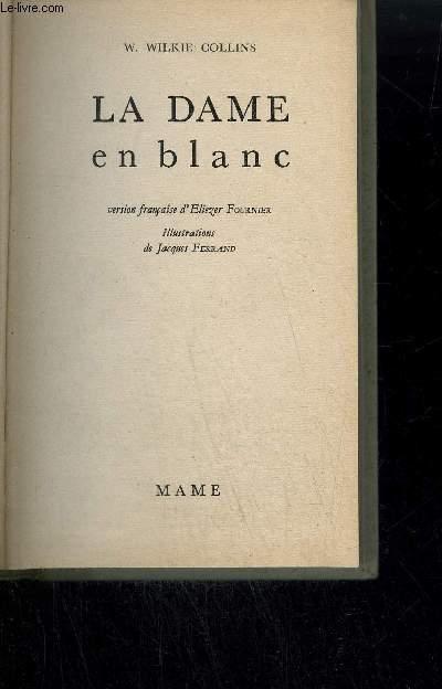 LA DAME EN BLANC - N°379