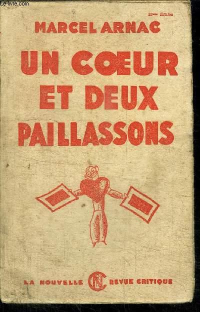 UN COEUR ET DEUX PAILLASSONS